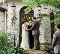Pittsburgh Outdoor Wedding