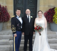 Wedding officiants in Western, PA