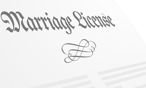 marriage license in PA